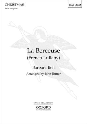 Bell, Barbara: La Berceuse (French Lullaby)