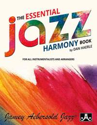Haerle, Dan: Essential Jazz Harmony Book, The