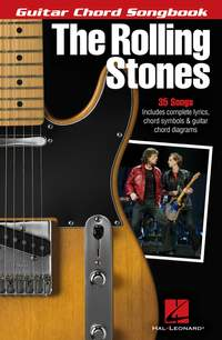 The Rolling Stones: The Rolling Stones - Guitar Chord Songbook