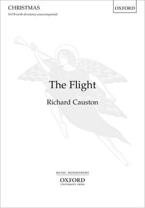 Causton, Richard: The Flight