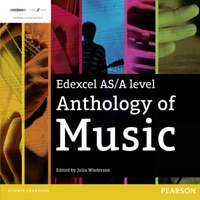 Edexcel AS/A Level Anthology of Music (3 CDs)