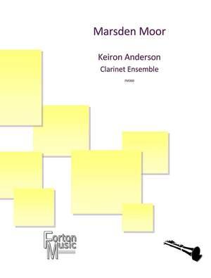 Anderson, Keiron: Marsden Moor