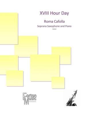 Cafolla, Roma: XVIII Hour Day