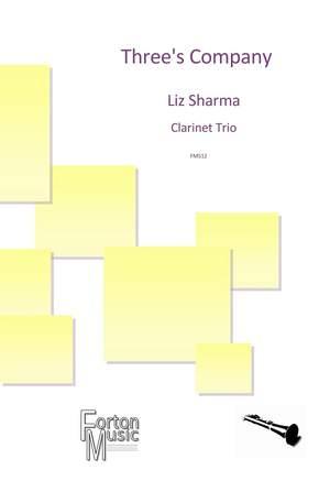 Sharma, Liz: Three's Company