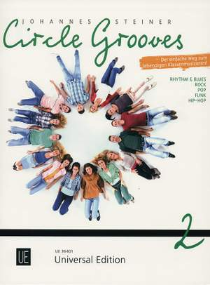 Steiner, J: Circle Grooves – Rhythm & Blues, Rock, Pop, Funk, Hip-Hop Band 2