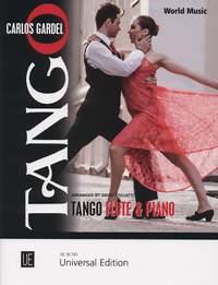 Gardel Carlos: Tango Flute & Piano