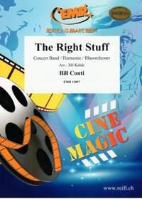 Bill Conti: The Right Stuff