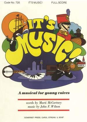 John Wilson_Marti McCartney Crow: It's Music!