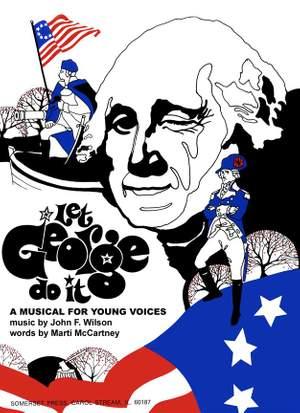 John Wilson_Marti McCartney Crow: Let George Do It!