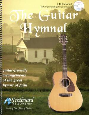 Guitar Hymnal, the-With Cd