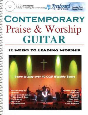 Ric Holloway: Contemporary Praise and Worship Guitar