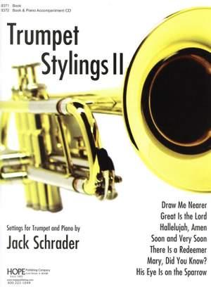 Jack Schrader: Trumpet Stylings II