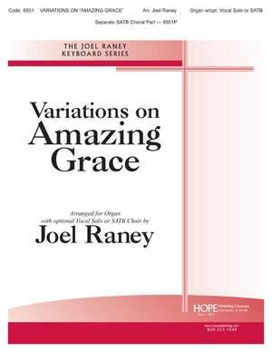 Variations on Amazing Grace