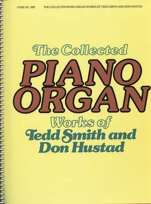 Collected Piano-Organ Works