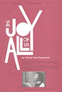 Harriet Ziegenhals: Joy of Us All!, The