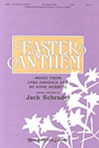 Anne Herring: Easter Anthem