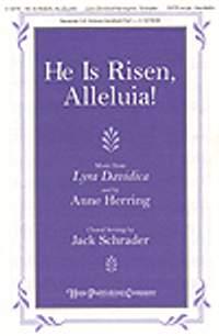 Anne Herring: He is Risen, Alleluia
