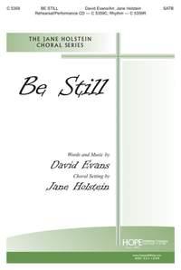 Jane Holstein: Be still