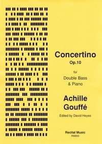 Achille Gouffé: Concertino Op.10
