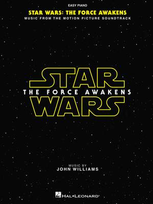 John Williams: Star Wars: Episode VII - The Force Awakens