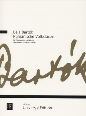 Bartók, Béla: Romanian Folk Dances