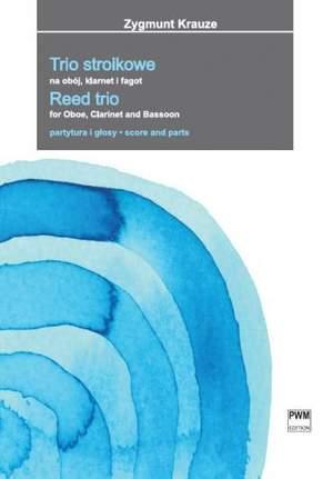 Krauze, Z: Reed Trio