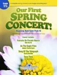 Ken Harris: Our First Spring Concert!