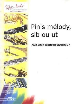 Jean Francois Basteau: Pin'S Mélody