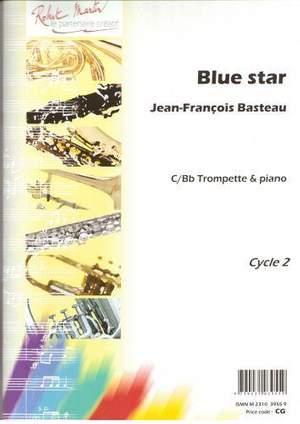 Jean Francois Basteau: Blue Star