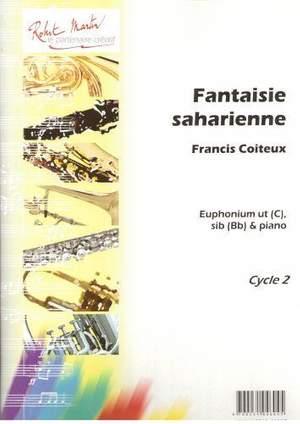 Francis Coiteux: Fantaisie Saharienne