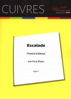 Francis Coiteux: ESCALADE