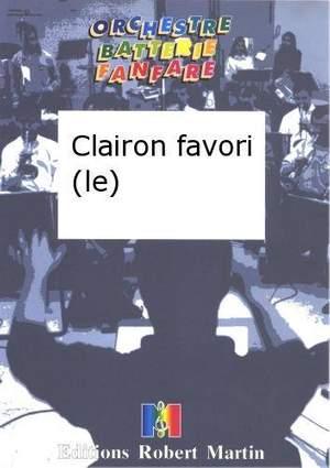 Francis Coiteux: Clairon Favori (le)