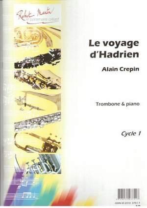 Alain Crépin: Voyage d'Adrien - Trombone