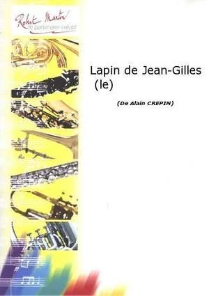 Alain Crépin: Lapin de Jean-Gilles (le)