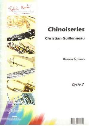 Francis Coiteux: Chinoiserie