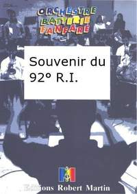 Robert Goute: Souvenir du 92° R.I.