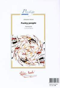 Antoine Herve: Funky People