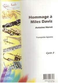Antoine Herve: Hommage a Miles Davis