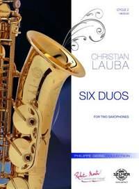 Christian Lauba: Six Duos Christian