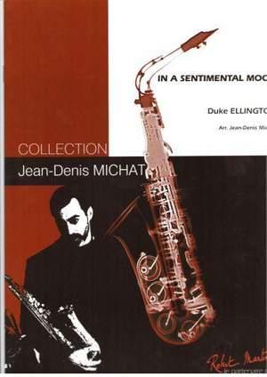 Duke Ellington_Jean Denis Michat: In a Sentimental Mood