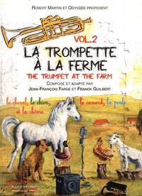 Jean Francois Farge_Franck Guibert: La Trompette a la Ferme Vol. 2