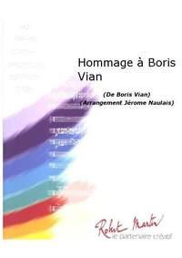 Boris Vian: Hommage a Boris Vian