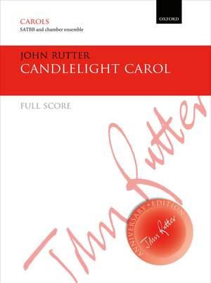 Rutter, John: Candlelight Carol