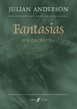 Anderson, Julian: Fantasias (full score)