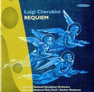 Cherubini: Requiem in D minor for male chorus & orchestra