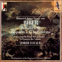 Biber: Battalia à 10 & Requiem à 15