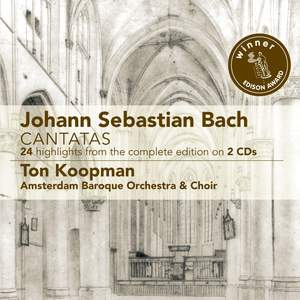 Bach Cantatas - 24 Highlights from the Complete Edition