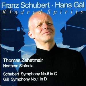 Hans Gál & Schubert: Kindred Spirits