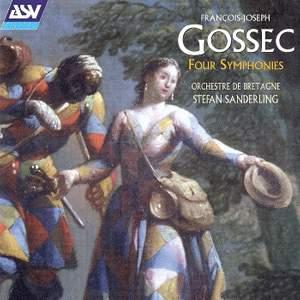 Gossec: Four Symphonies