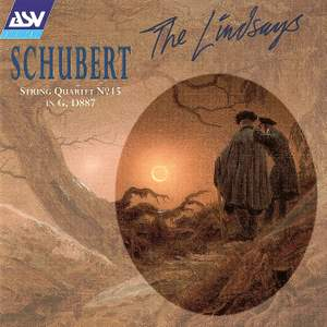 Schubert: String Quartet No. 15 in G Major, D887 Product Image
